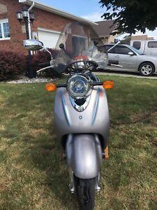 2007 Yamaha  Vino 125