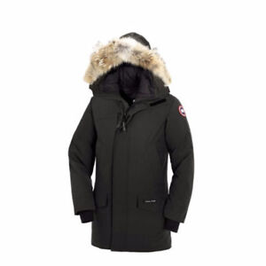 Canada Goose Langford Parka - Black - Size Large (NEW condition)