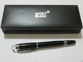 Mont Blanc Roller Ball Pen with Box