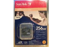 SanDisk xD-Picture Card