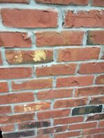 Masonry repair or new construction