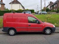 Vauxhall Combo 1.7 DI (2003/03 Reg) Panel Van + NO VAT + GENUINE 140K +