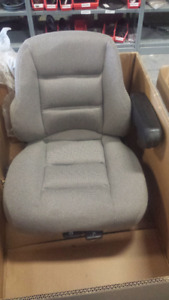 Case tractor seat