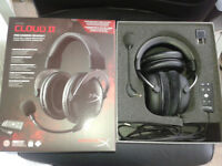 HyperX Cloud II Gaming Headset for PC/PS4/Xbox/Mac/Mobile