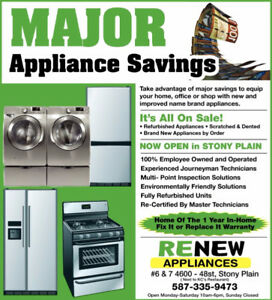 CHEAPER PRICE QUALITY APPLIANCES AND SERVICE