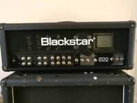 Blackstar S-200 4 channel valve amp