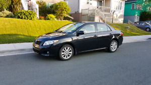 Like New! 2010 Toyota Corolla LE for sale