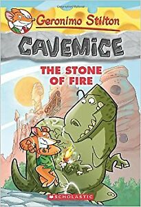 Geronimo Stilton CaveMice Collection(1-6 )+2 for just $2.50 each