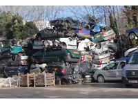 BEST PRICE PAID FOR SCRAP CARS , UP TO £1000 AND ABOVE