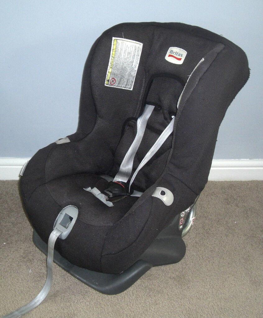 Britax First Class Plus Car seat 0-4 years Rearward/Forward Facing ...
