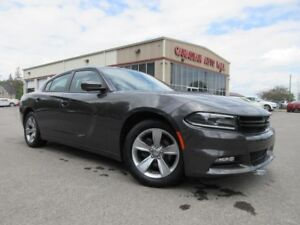 2016 Dodge Charger SXT, ROOF, NAV, ALLOYS, 19K!