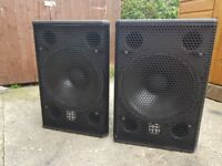 Logic phl loaded dual concentric speakers