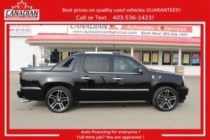 "Cadillac Escalade EXT LOADED NAV,DVD,22""RIMS & LOW KMS REDUCED"