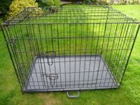 Large Dog Cage / Dog Crate