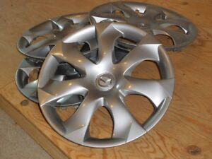 "15"" Mazda 3 Wheel Covers - Set of 4"