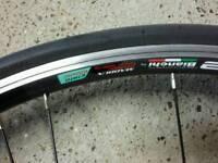 Bianchi maddux drx 4000 wheels