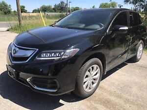 2016 acura RDX fully loaded