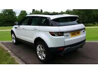 2012 Land Rover Range Rover Evoque 2.2 SD4 Pure 5dr (Tech Pack) Automatic Diesel