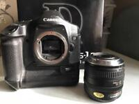 Canon 1d mkii boxed complete
