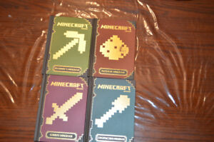 Minecraft Guide books