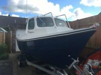 Orkney Day Angler 19+ Fishing Boat