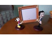 Gorgeous Betty boop picture frame