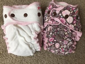 Goodmama fitted diapers