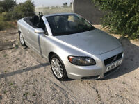 2006 New shape Volvo C70 convertible - Fully loaded - sat nav Leather seats air con - Great driver