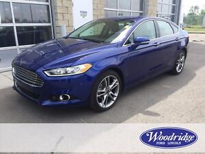 2016 Ford Fusion Titanium REDUCED! Was $24,990.