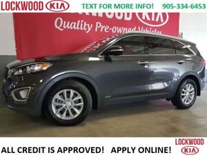 2016 Kia Sorento 2.0L LX+, ONE OWNER TRADE, NO ACCIDENT'S