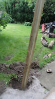 The Post Hole Diggers – digging and setting so you don't have to