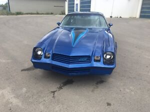 Looking for a new toy 1981 Camaro Z28