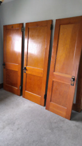 Solid wooden doors for sale