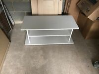 White Tv Stand - £20.00 (no offers)