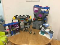 Fisher Price Imaginext Batman Toys