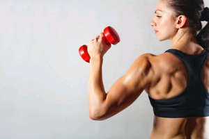 Personal Trainer with in home studio