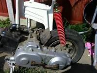 49cc motor bike engine