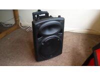 Portable 150w Amplifier PA QTX QR10PA