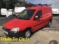 Vauxhall Combo 1700 CDTI 16V 1.2