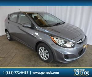 2014 Hyundai Accent GS/HEATED SEATS/CLIMATE CNTRL/BLUETOOTH/NEW