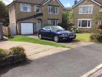 2003 Rover 75 2.0 CDTi Diesel Connoisseur + Leathers Seats+ Mot+ Smart Looks