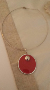 Joan Rivers Necklace and Earrings