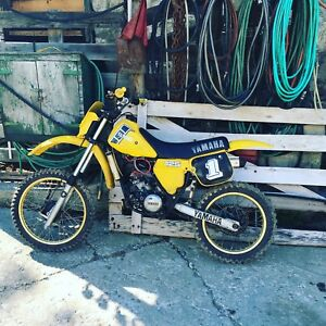 1982 yz125 wanted