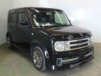 Nissan Cube Rider March 2007 1.5 5 Seats UK REGISTERED