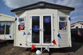 Static Caravan New Romney Kent 2 Bedrooms 6 Berth ABI Oakley 2017 Marlie