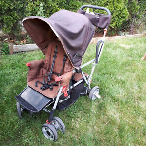Jovy sit and stand stroller- ultra light