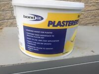 10l tub Bond it plasterers pre grit