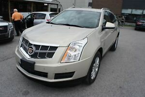 2010 Cadillac SRX LUXURY | AWD | PANO SUNROOF | LEATHER N MEMORY
