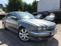 Jaguar X-Type 2.2 D Service History Sat/Nav Leather Seats 1 Owner 12 Months MOT 3 Months Warranty
