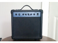 Practice amp for electric guitar